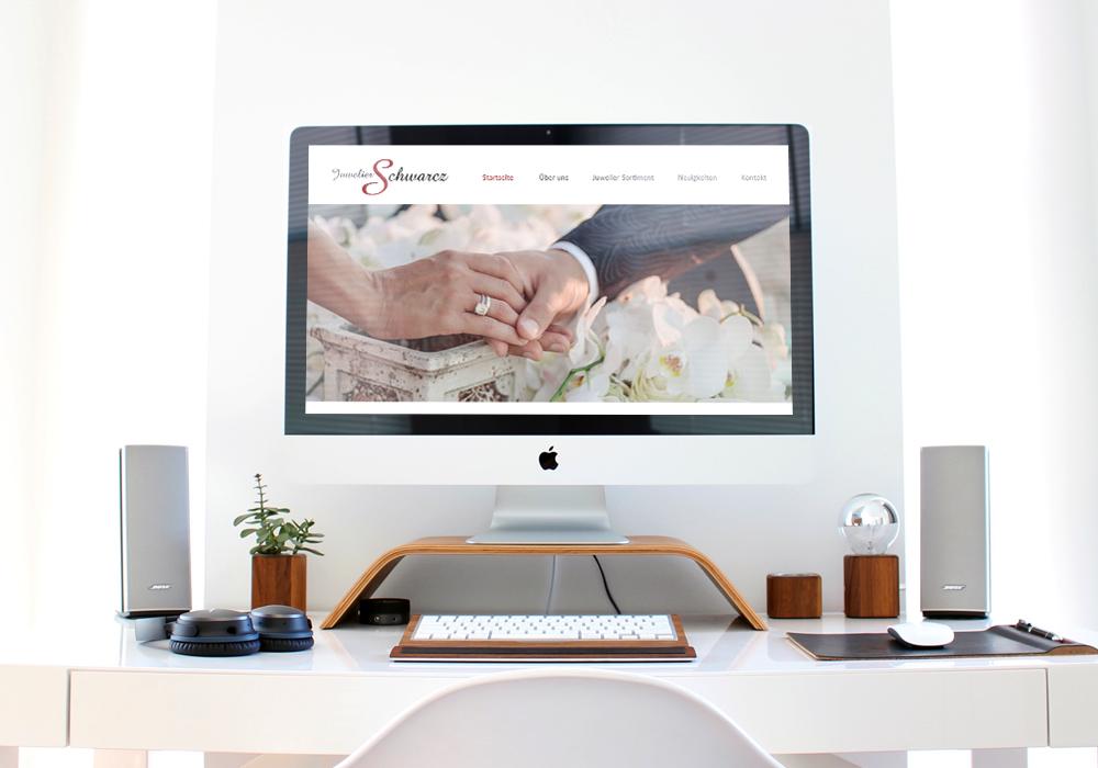 Trauringstudio-Website