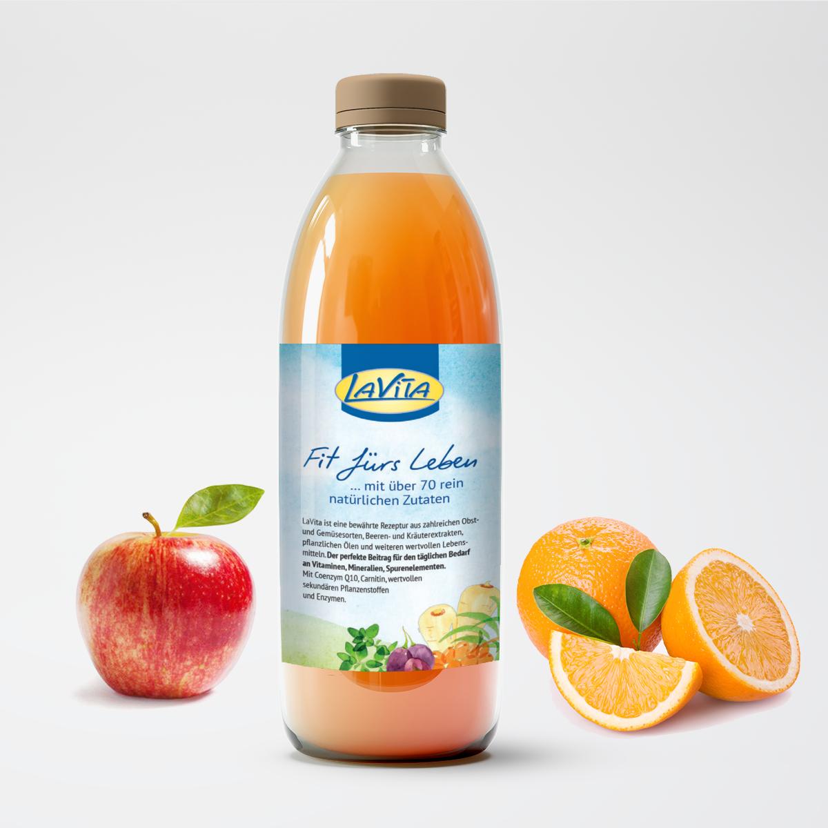 LaVita Nährstoffkonzentrat aus Gemüse und Obst